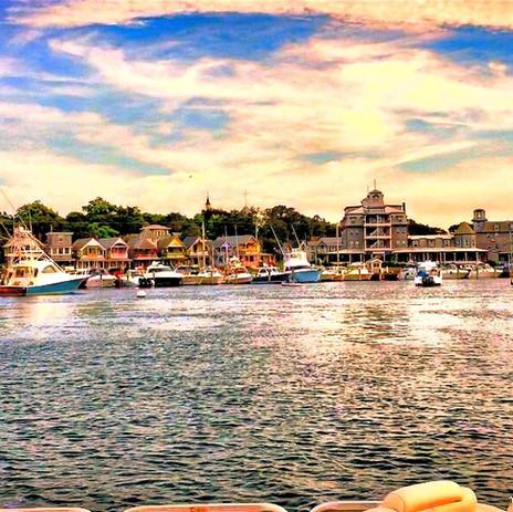 MV Oak Bluffs Sightseeing Sunset Cruise