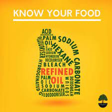 Why did we start consuming Refined oils? And why we should stop now!