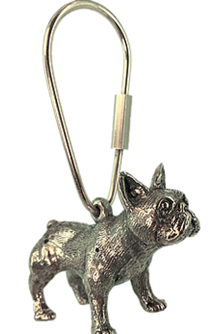 French Bulldog Key-ring