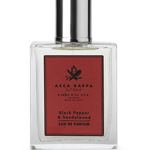 Black Pepper & Sandalwood Parfum For Men