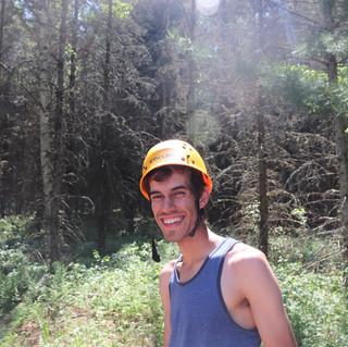 Rock Climbing - Daniel