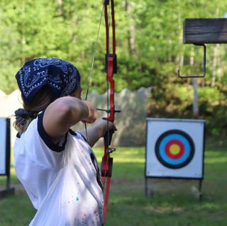 Archery - Aubrey