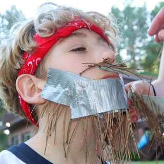Lumberjack Competition - Build-A-Beard - Dudes S.A.