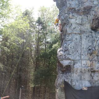 Rock Climbing - Steven