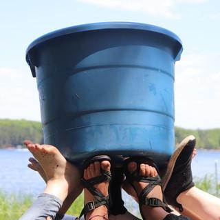 Shoe Bucket
