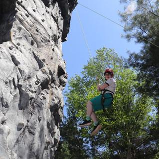 Rock Climbing - Autumn