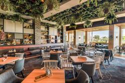 Restaurant Green Ceiling Garden