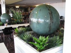 Indoor Garden Water Feature