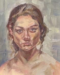Midnight Portrait