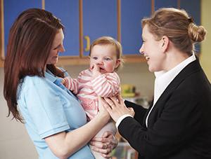 L'importance de la relation parent-éducatrice