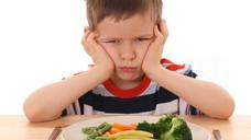L'enfant difficile avec les aliments