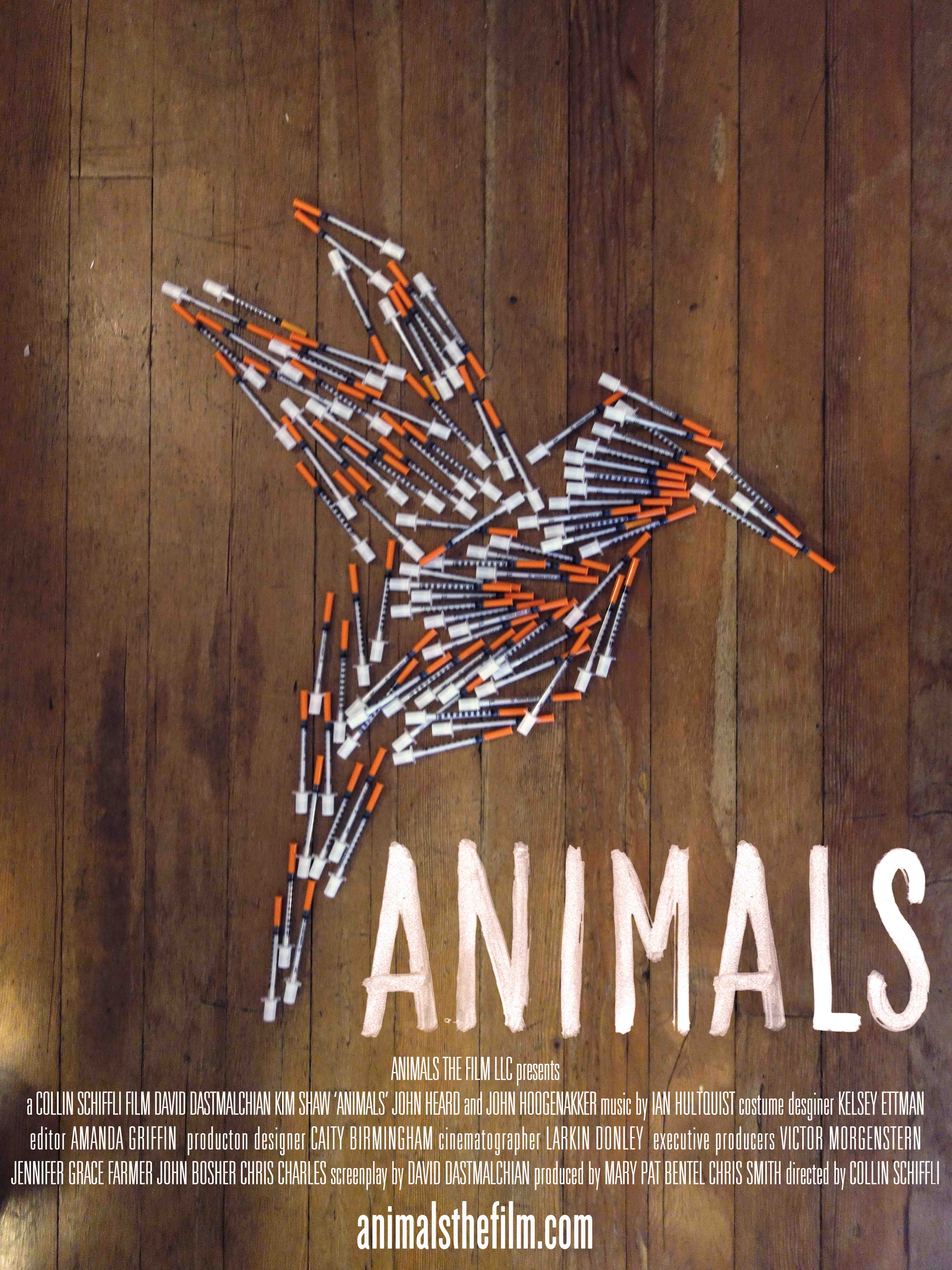Animals Film Poster