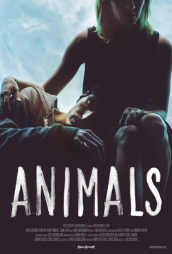 Animals Official Poster