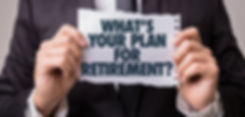 What's Your Plan for Retirement?
