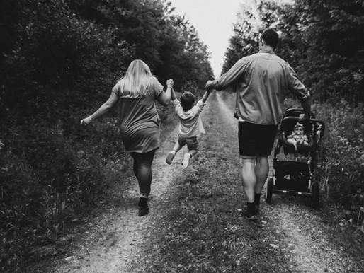 Karolina, Andreas & ihre Kid´s - Familienshooting