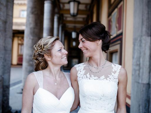 Jenny & Julia - Weddingstory