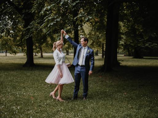 Heiraten in Zeiten von Corona - Sabine und Mario