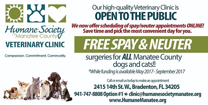 Humane Society Of Manatee County Bradenton Florida