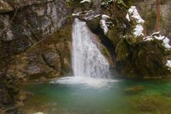 Cascada de Belabarze