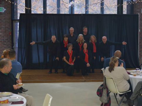 Cast at the Harvest Dinner.JPG