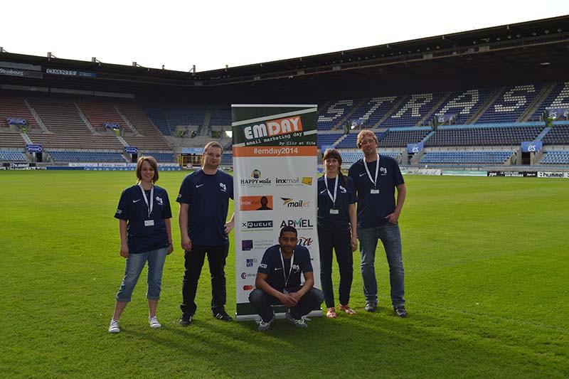 EMDay 2014 - Stade de la Meinau