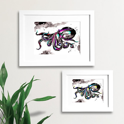 Abstract Octopus