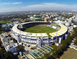 Holkar Stadium INDORE