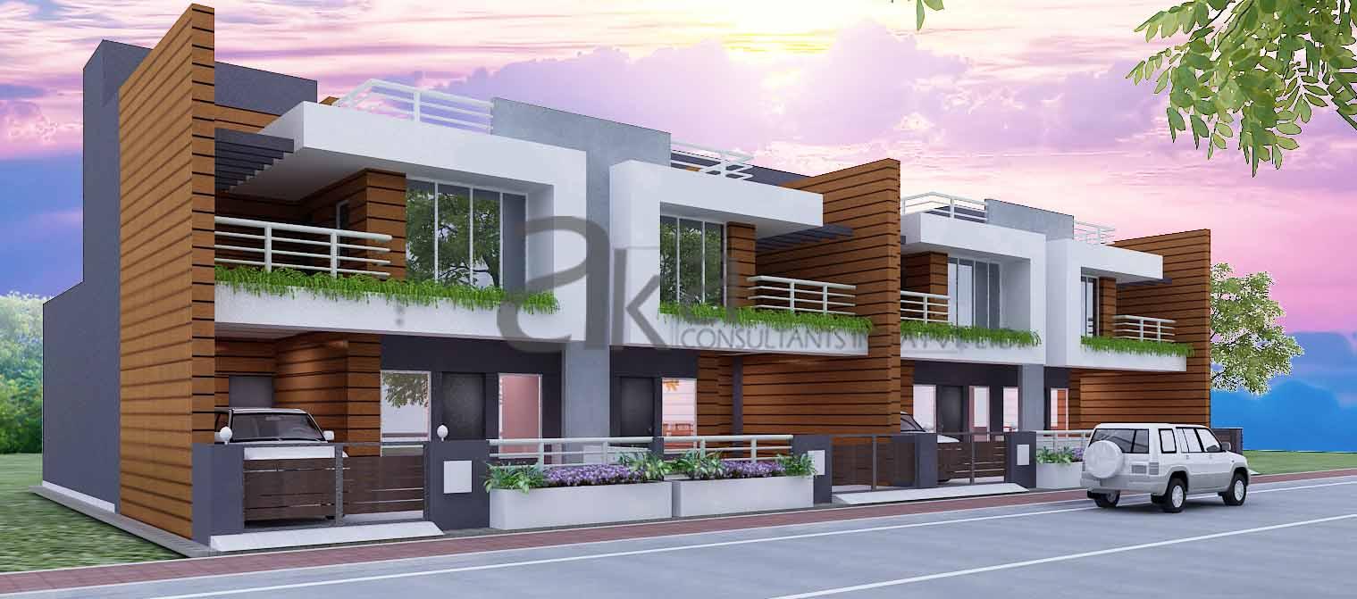 MIG - II Row House 7