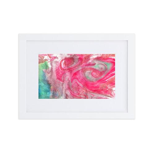 Abstract swirls IV