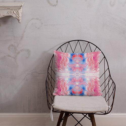 Painted pastel waves