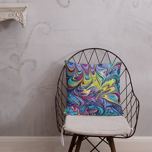 Intricate swirls III