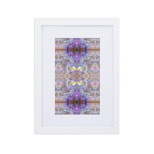 Violet arabesque IV