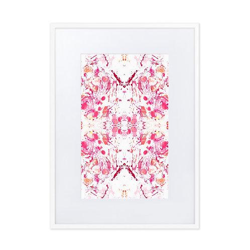 Pink marbling symmetry IV