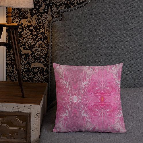 Magenta on pink patterns