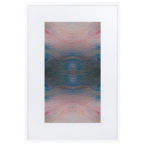 Abstract marbling patterns IV