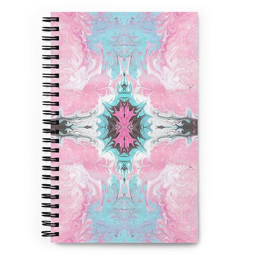 Pink on turquoise symmetry III