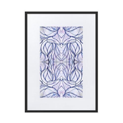 Biro ornate symmetry