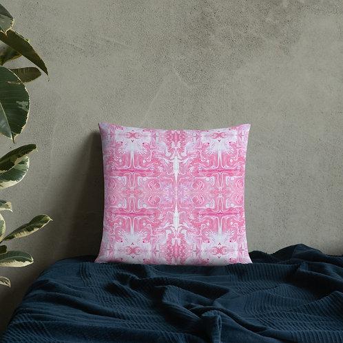 Pink intricate