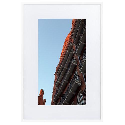 South Kensington architecture