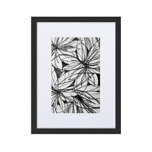 Monochrome bouquet