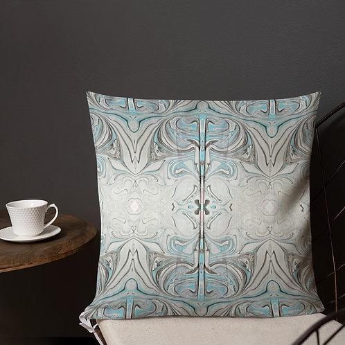Liberty inspired marbling patterns.