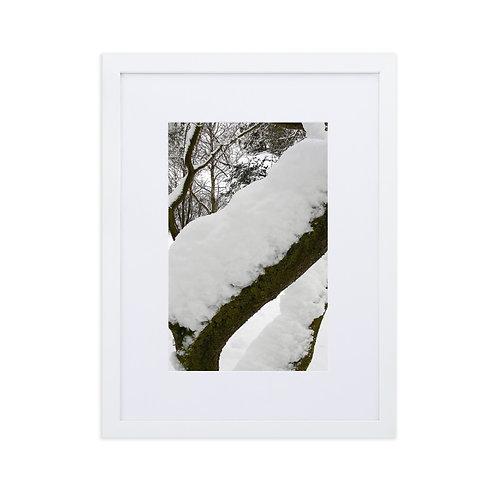 Winter sculptures