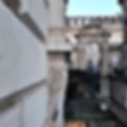Neoclassical details at Somerset House,