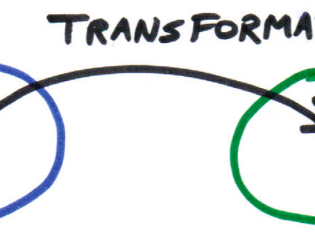 3 STEPS FOR TRANSFORMATION