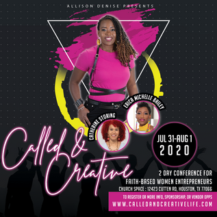 Called & Creative™ Conference 2020