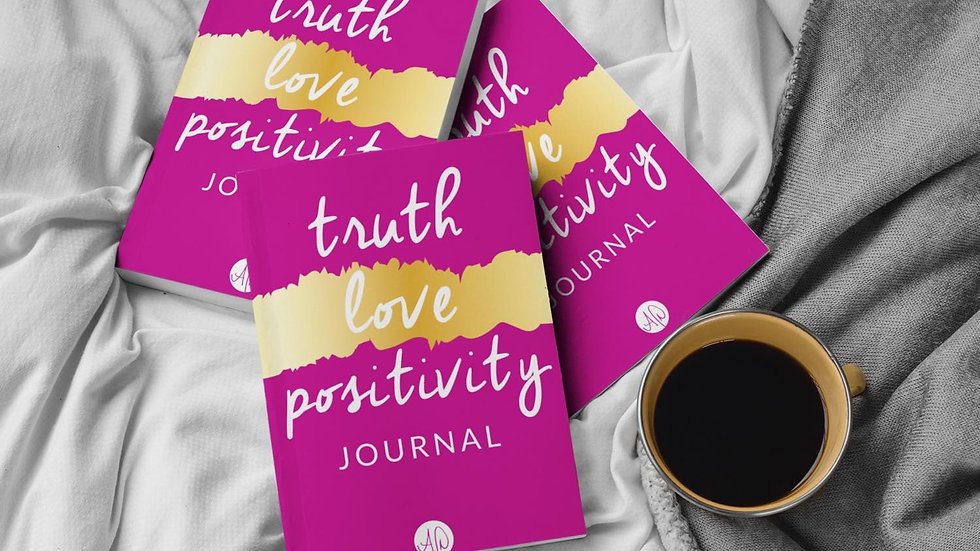 Truth Love Positivity Journal©️