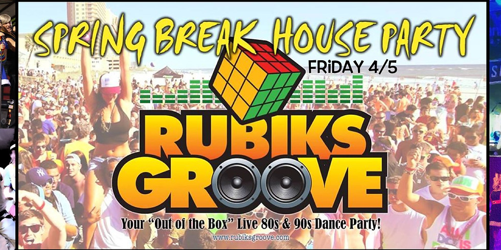 Rubiks Groove 7pm Show at Kings- 4/5! (1)