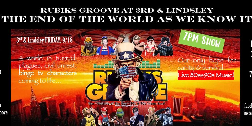 3rd & Lindsley 9/18- 7pm Show