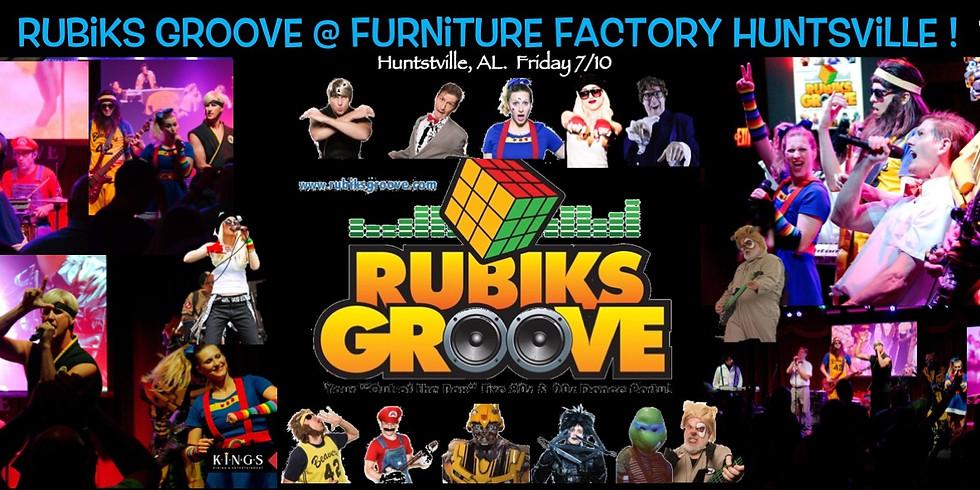Furniture Factory Huntsville 7/10!