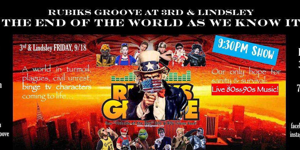 3rd & Lindsley 9/18- 9:30pm Show